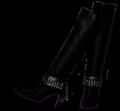 Artikelnummer: MA3 BLK010 Pimp your boots mit Stiefelbändern!